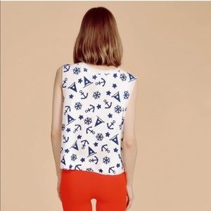 Wildfox Tops - WILDFOX Anchor Tank